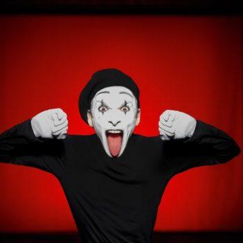 Dark Side of the Mime, Marc Gassot, pantomiimi, miimikko, teatteri