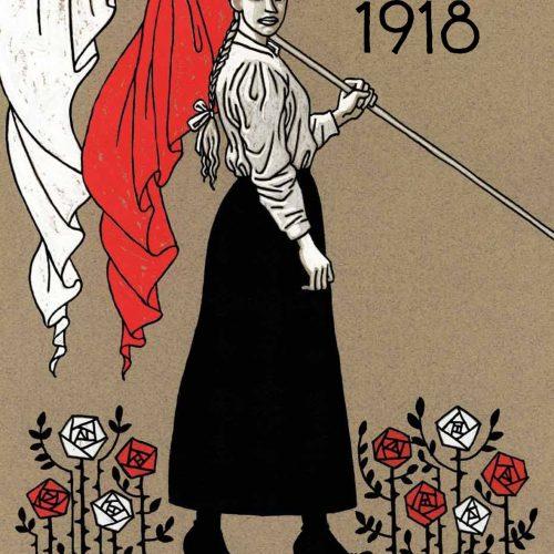 Sisaret 1918 sarjakuva antologia